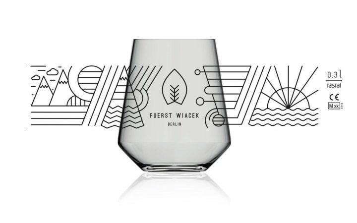 Craft Beer Tasting Glass