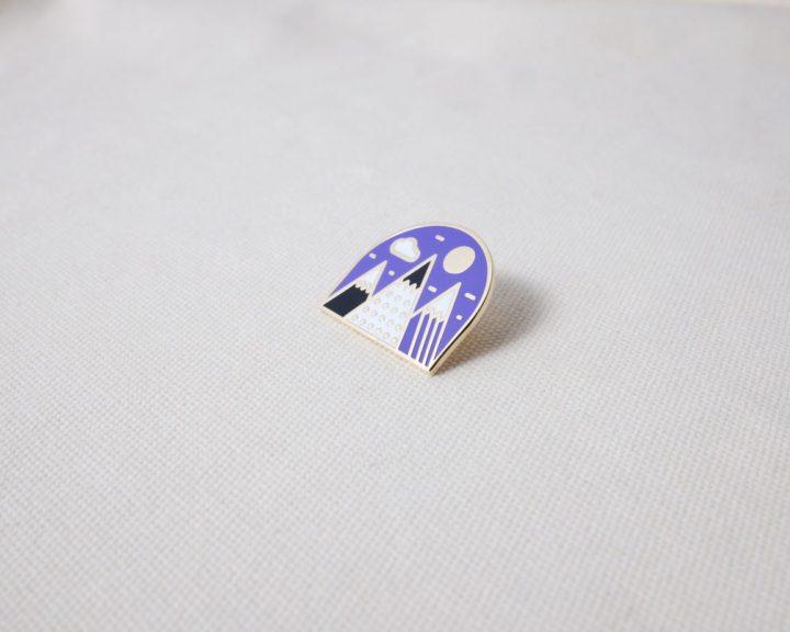 FUERST WIACEK Mountain Pin